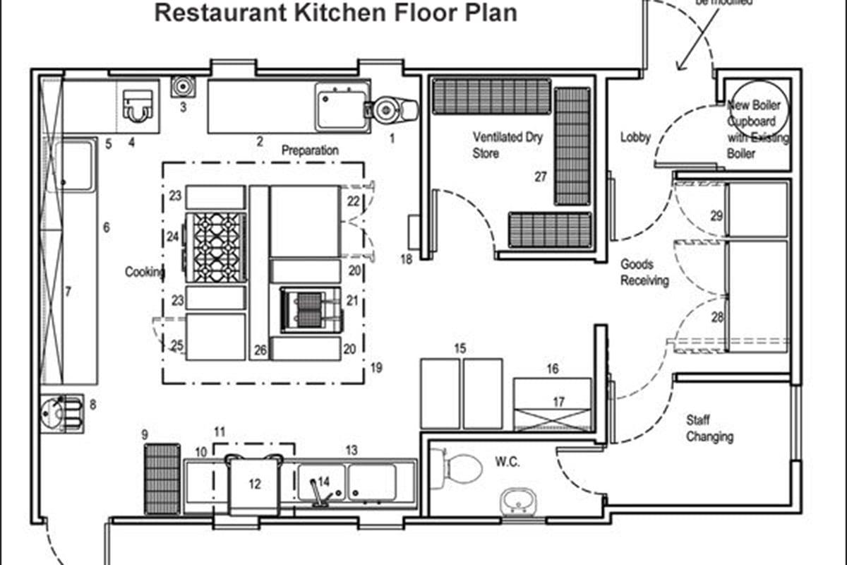 Restaurant-Kitchen-Floor-Plan
