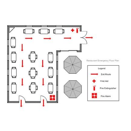 restaurant_emergency_plan