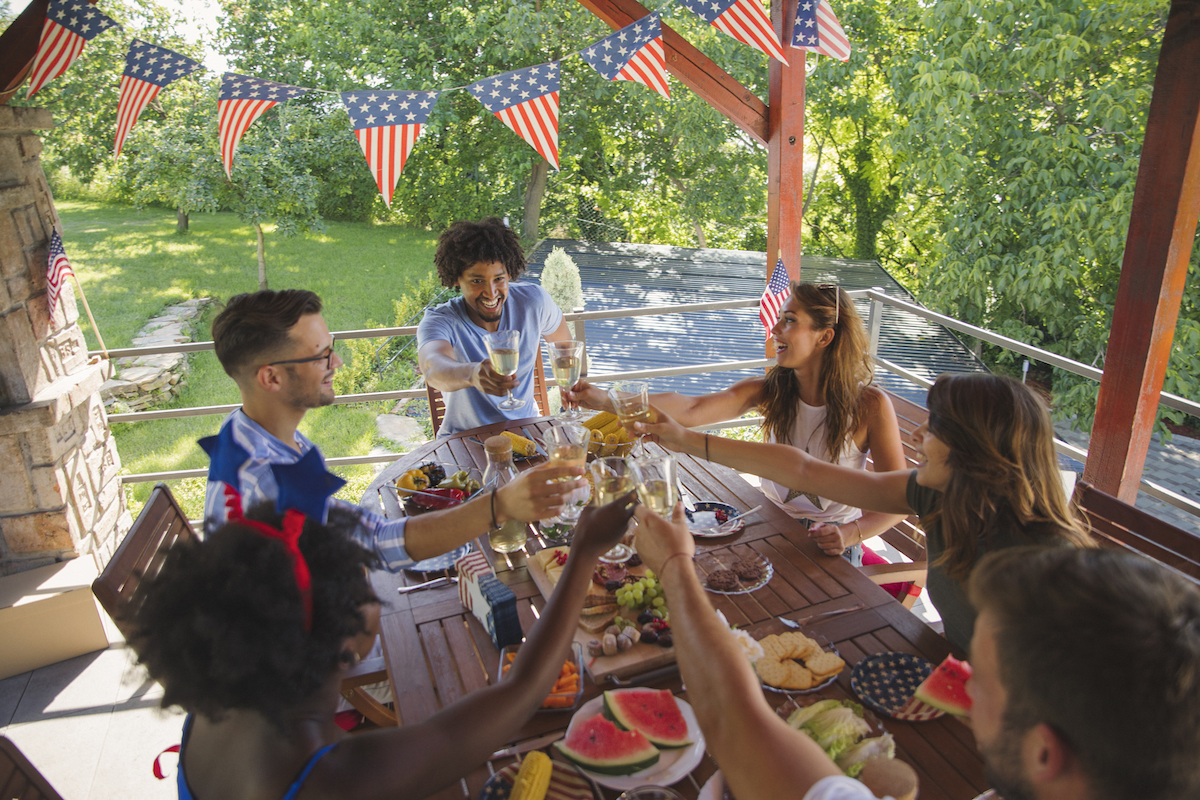 Creative Restaurant Promotions for The 4th of July