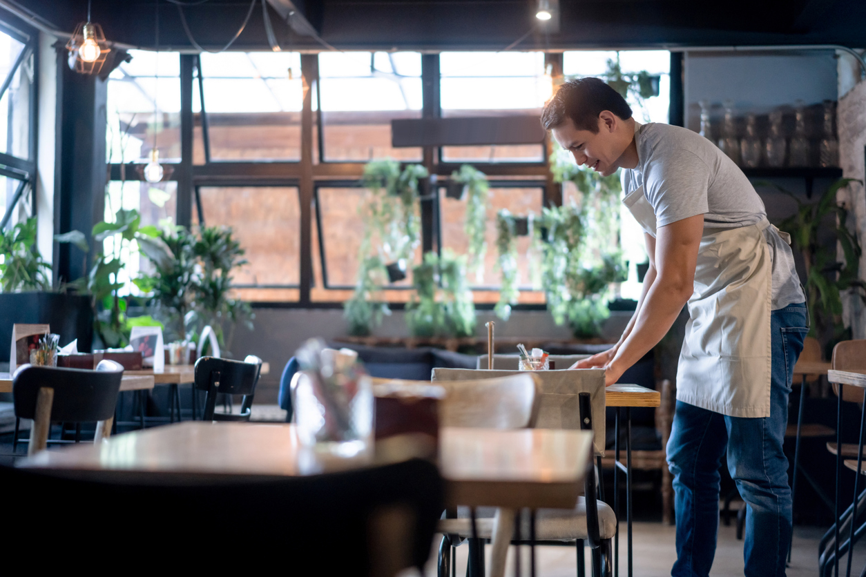 Restaurant Dining Trends During COVID