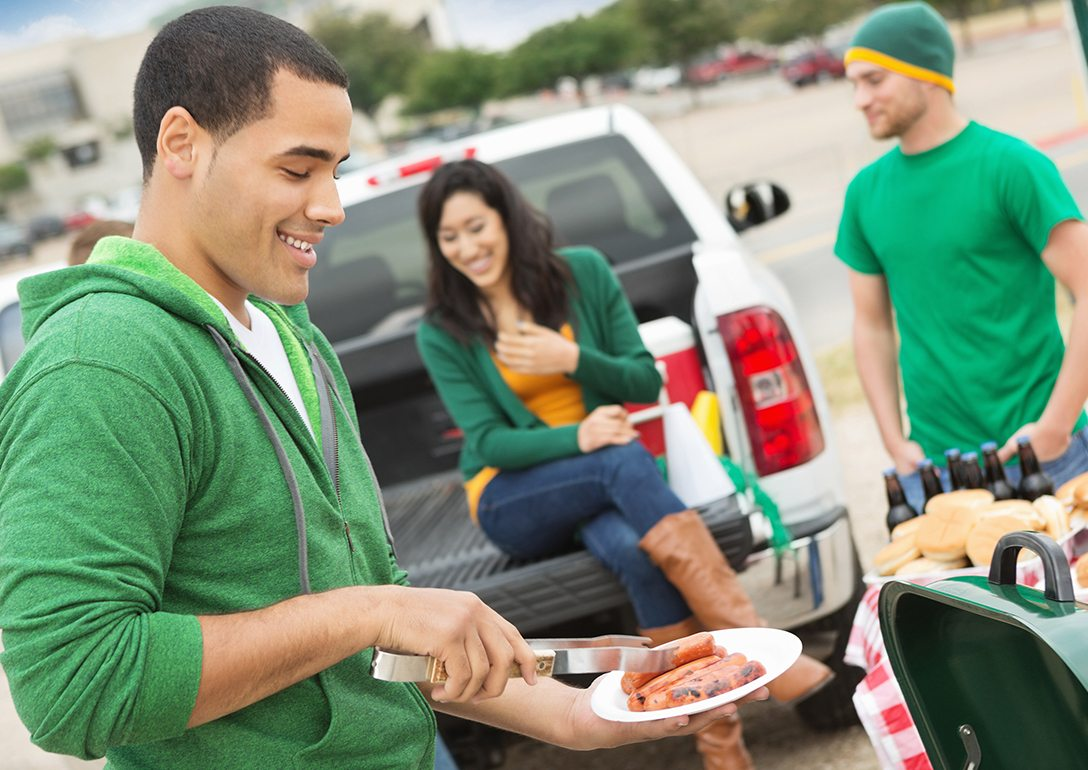Tailgating For the Win: Football Tailgating by the Numbers