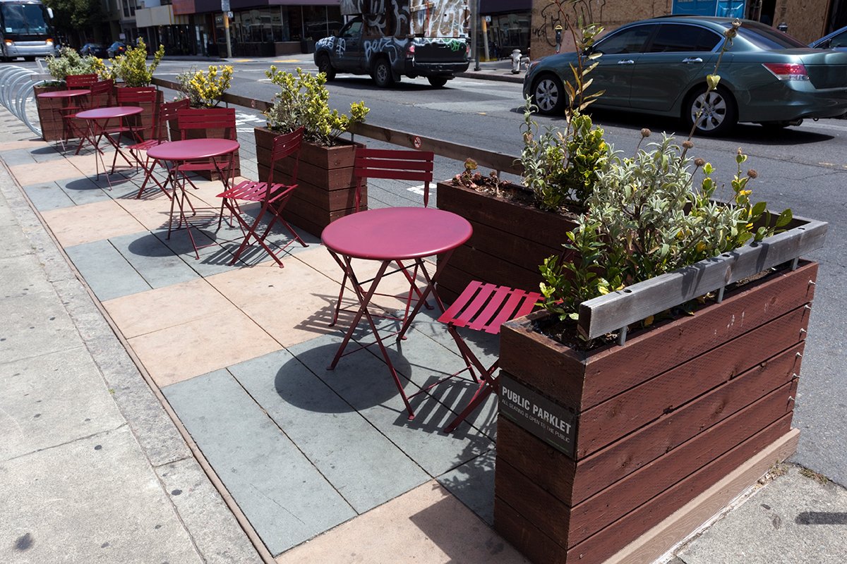 Everything You Should Know About Restaurant Parklets