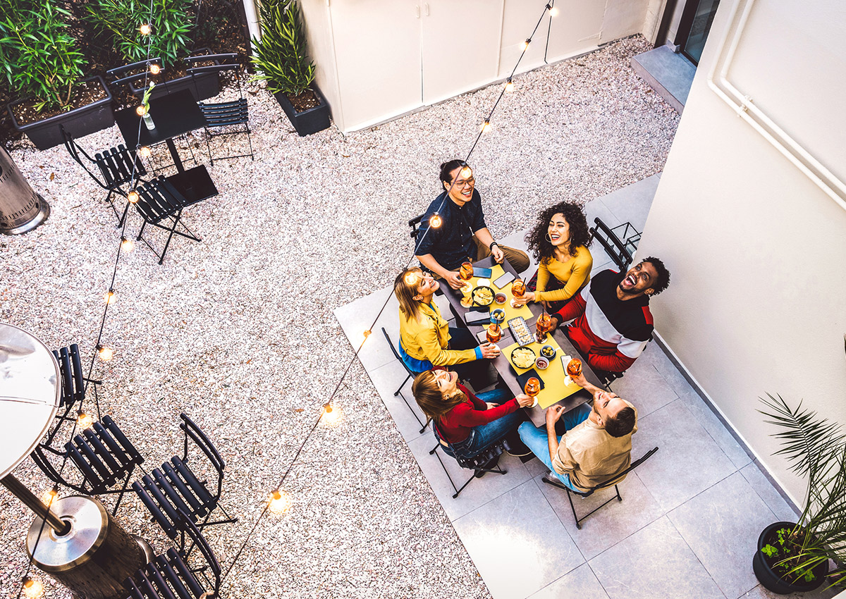Spring into Action: How to Create a Profitable Patio Space