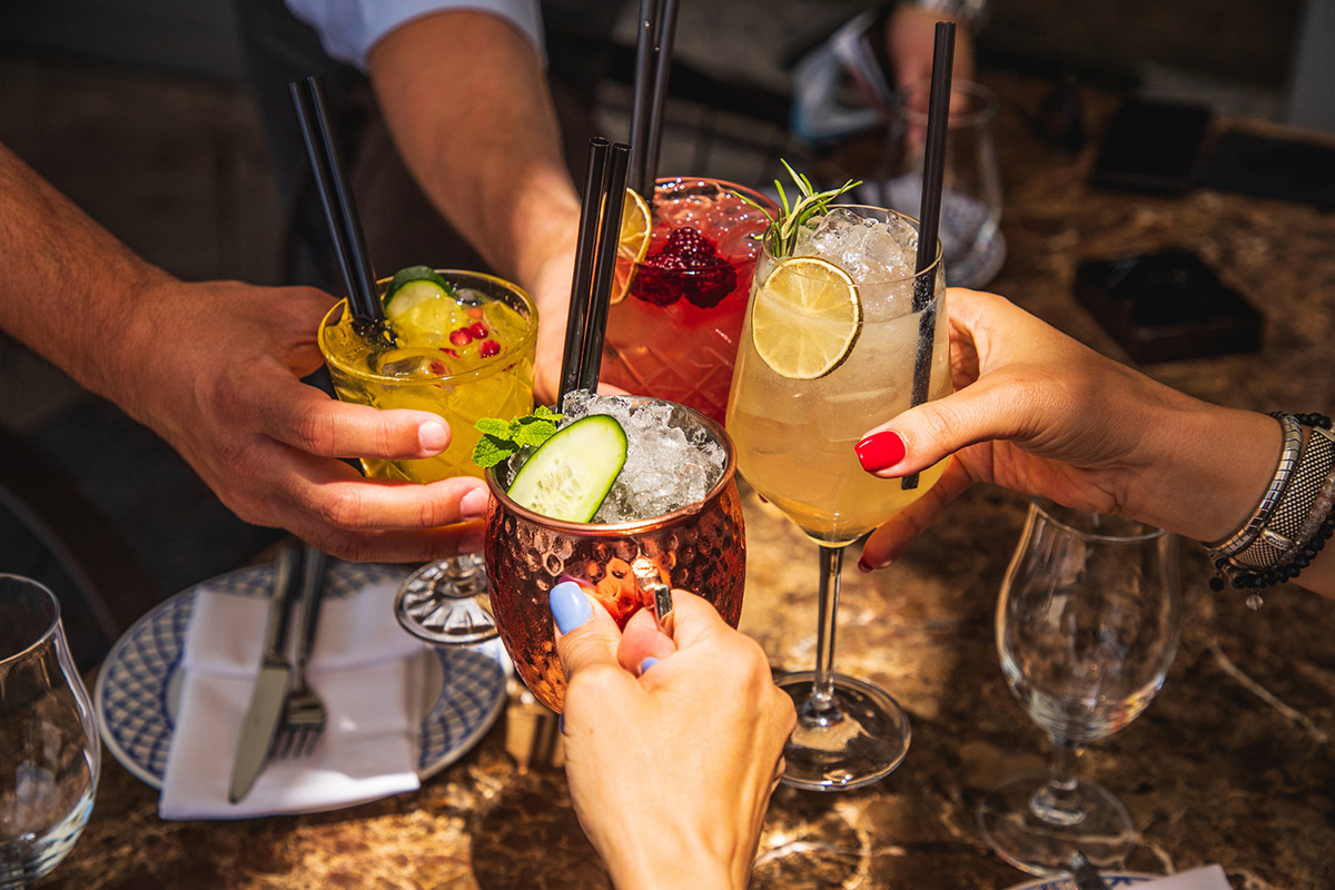 5 Summer Cocktail Trends for 2021